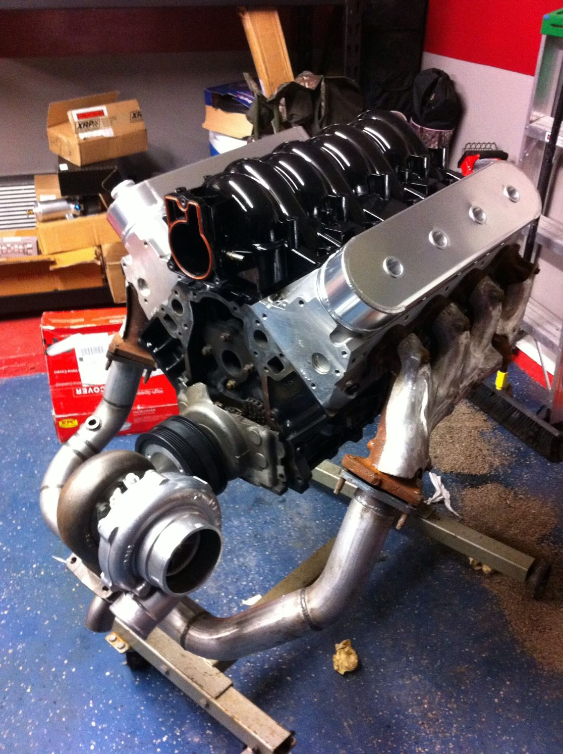 Turbo Camaro Z28 LS1 - 643whp Monster - For SaleEnthusiast Owned
