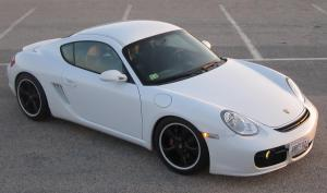 Hpde Porsche Cayman S Sorted Track Car For Saleenthusiast