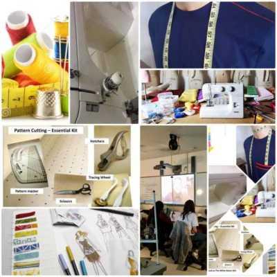 Fashion designing equipments