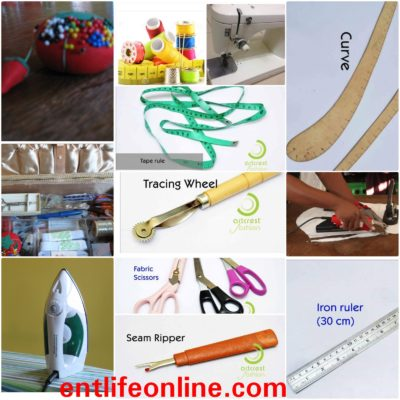 Sewing business equipments