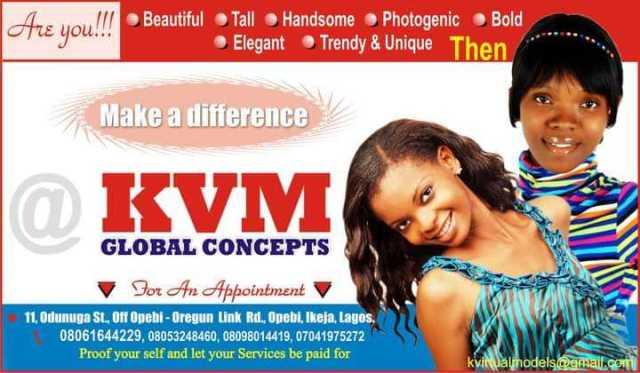 Top modeling agencies in Nigeria