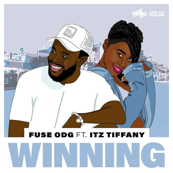 DOWNLOAD MP3: Fuse ODG – Winning Ft. Itz Tiffany