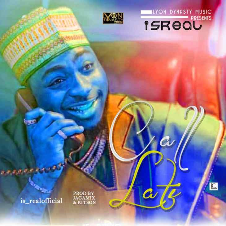 DOWNLOAD : IsReal - Call Lati [MP3]
