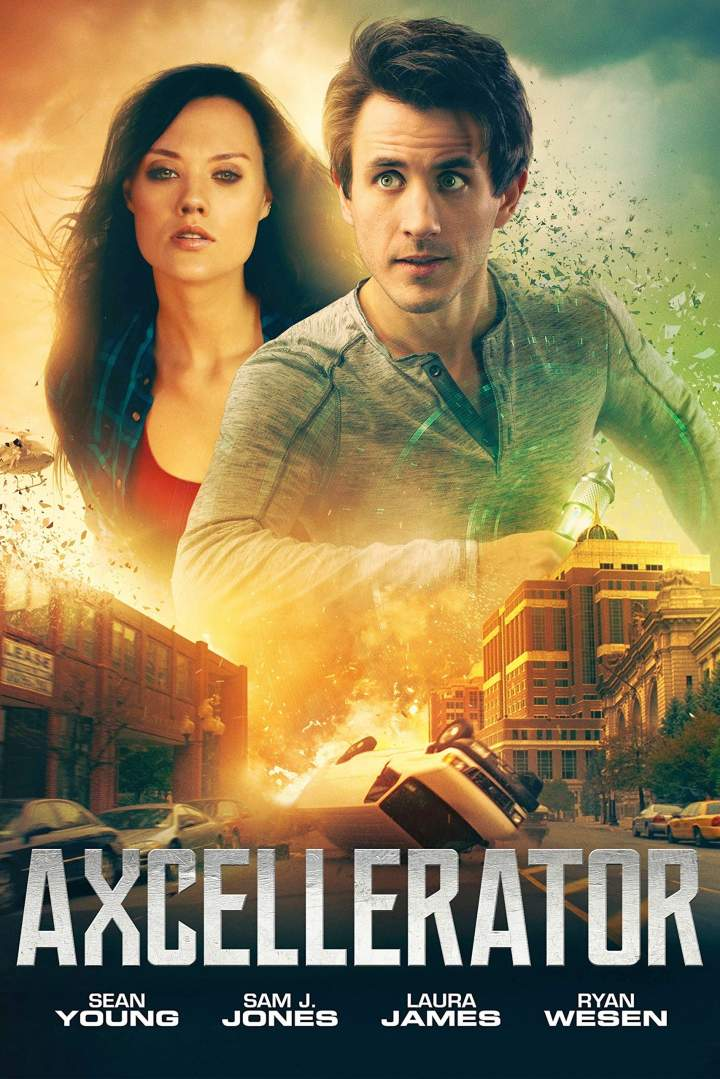 MOVIE : Axcellerator (2020)