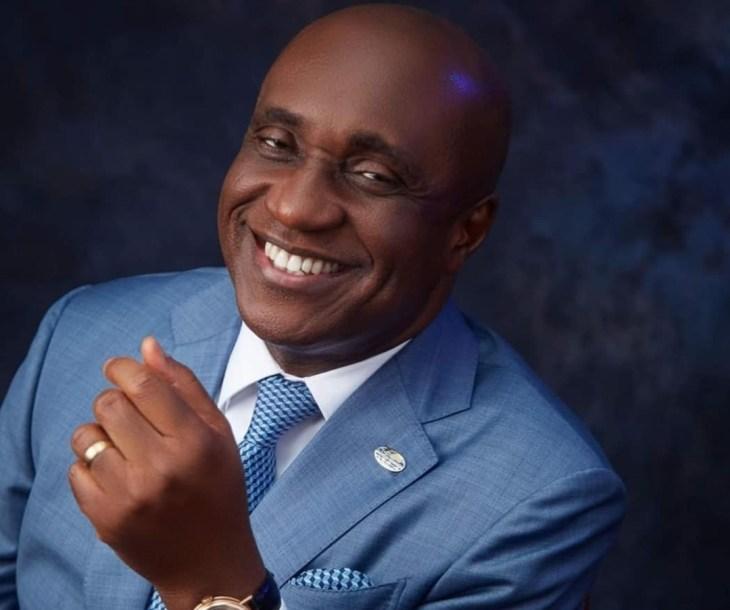 Pastor David Ibiyeomi