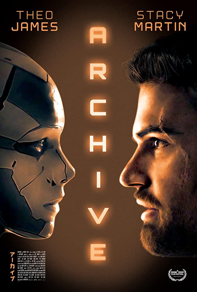 MOVIE : Archive (2020)