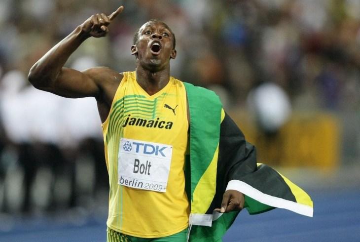 Usain Bolt Coronavirus