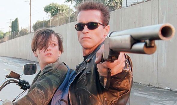 Terminator boy