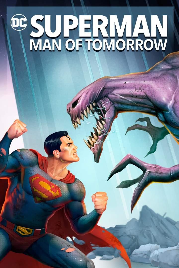 MOVIE: Superman - Man of Tomorrow (2020)