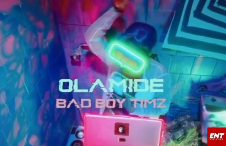 VIDEO : Olamide ft Badboytimz - Loading