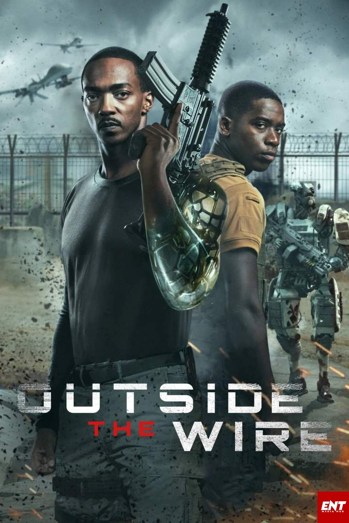 MOVIE : Outside the Wire (2021)