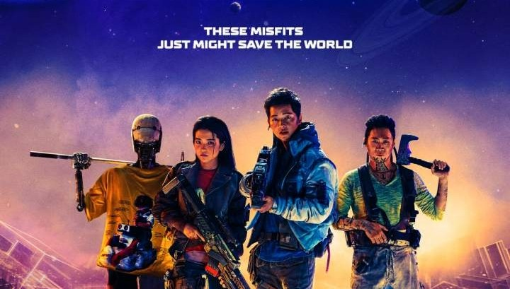 MOVIE : Space Sweepers (2021)