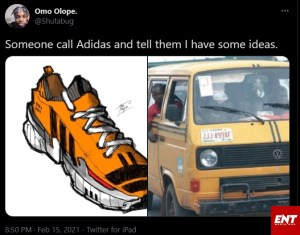 Adidas Danfo Sneakers