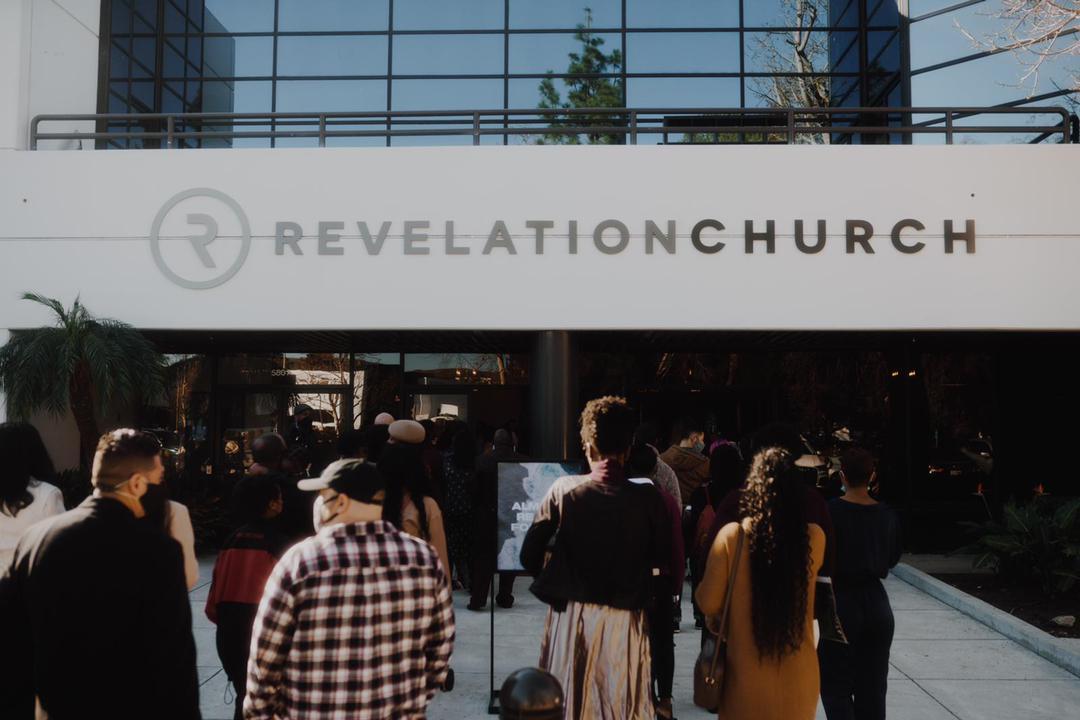 Revelation Church Of Jesus Christ