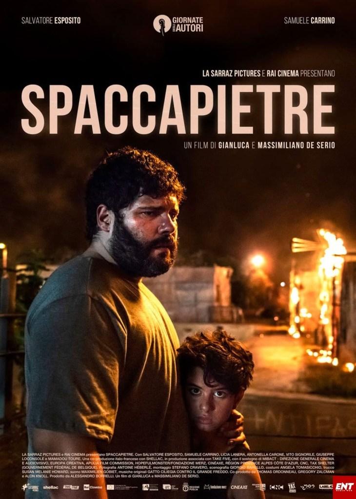 MOVIE : The Stonebreaker - Spaccapietre (2020)
