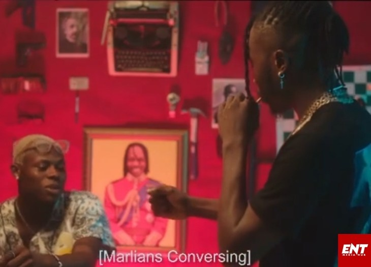 Mohbad Ft Naira Marley - Marlians Anthem