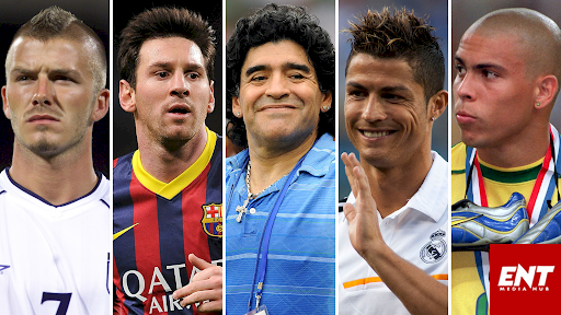 greatest footballers of all time