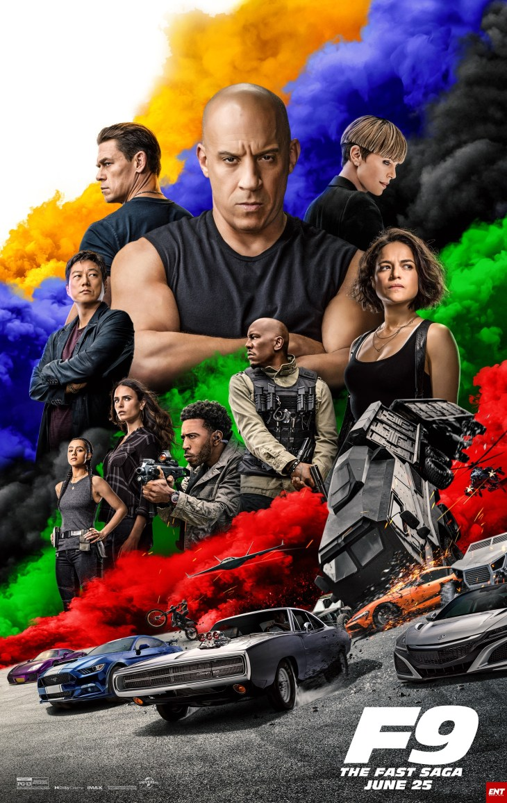 MOVIE : Fast and Furious 9 (2021)