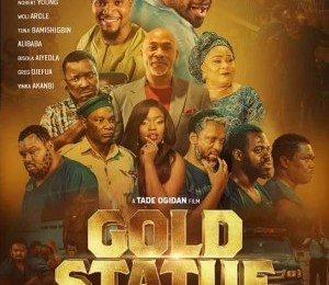 MOVIE : Secrets Of A Gold Digger Killer (2021)