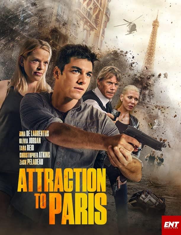 MOVIE : Attraction to Paris (2021)