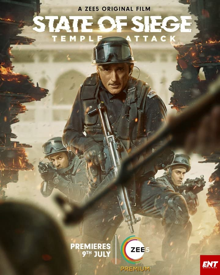 MOVIE : State of Siege: Temple Attack (2021)