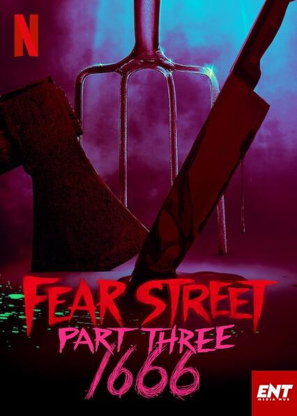 MOVIE : Fear Street: 1666 (2021)
