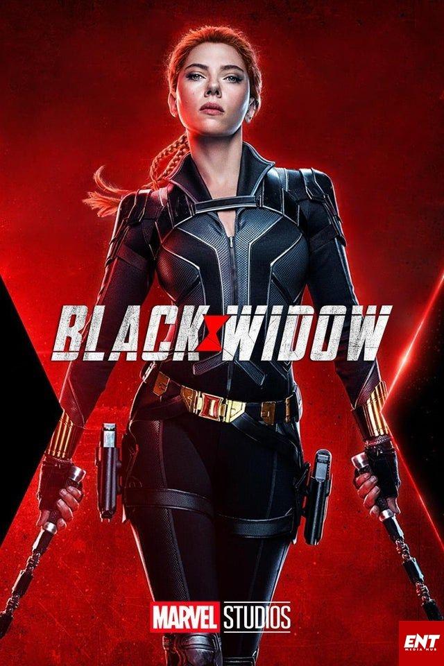 MOVIE : Black Widow (2021)