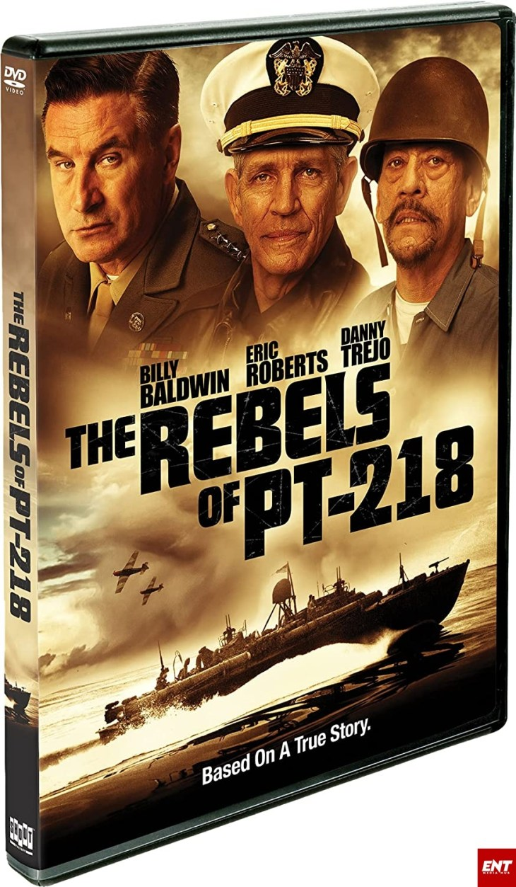 MOVIE : The Rebels of PT-218 (2021)