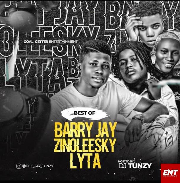 Best of Zinoleesky - Barry Jhay & Lyta
