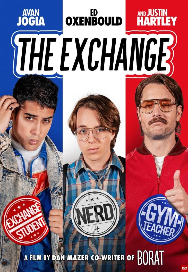 MOVIE : The Exchange (2021)