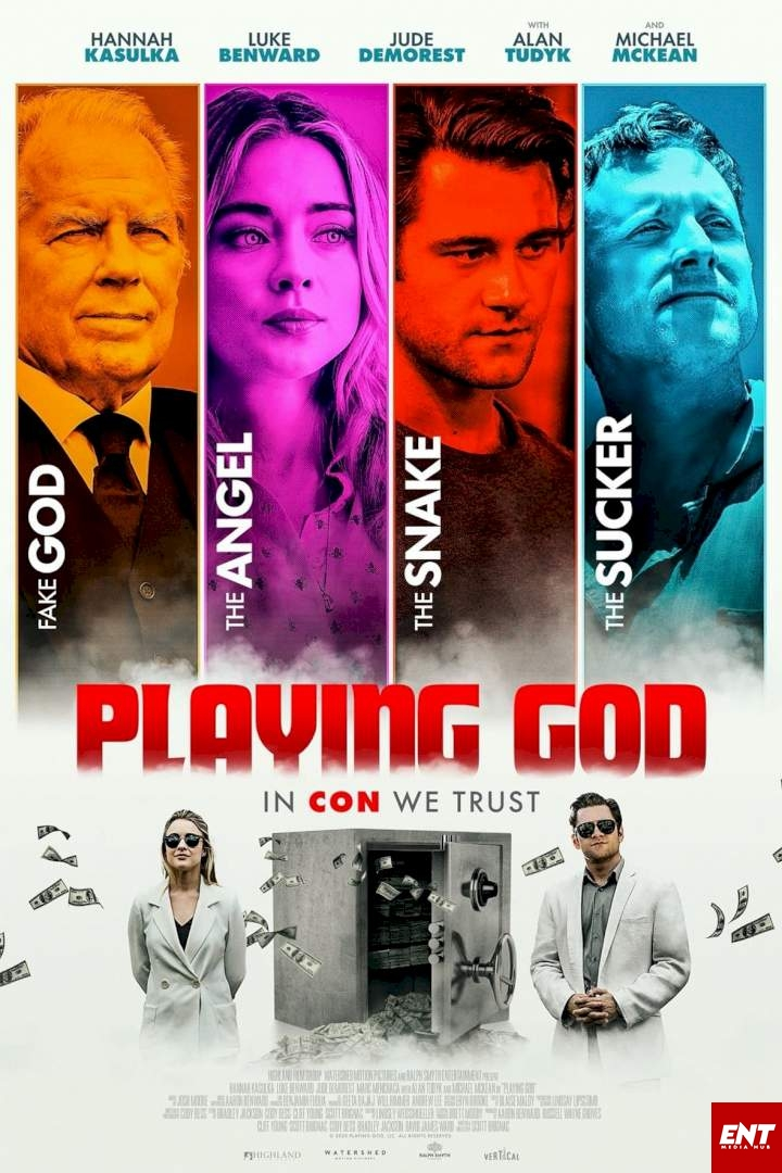 MOVIE : Playing God (2021)