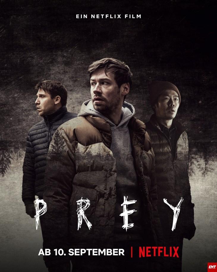 MOVIE : Prey (2021)