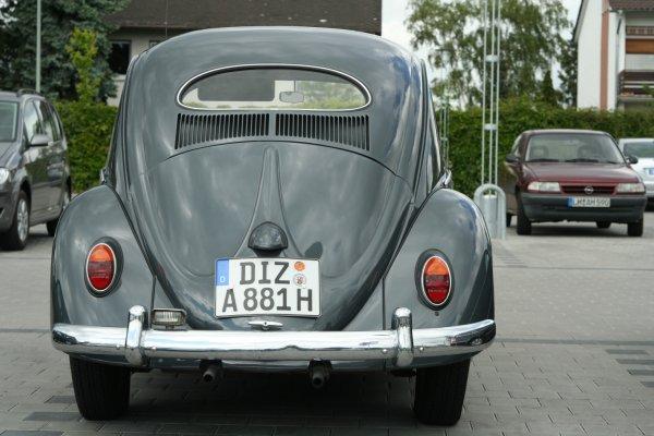 Entmontage  VW Kfer