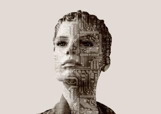 cyber-woman