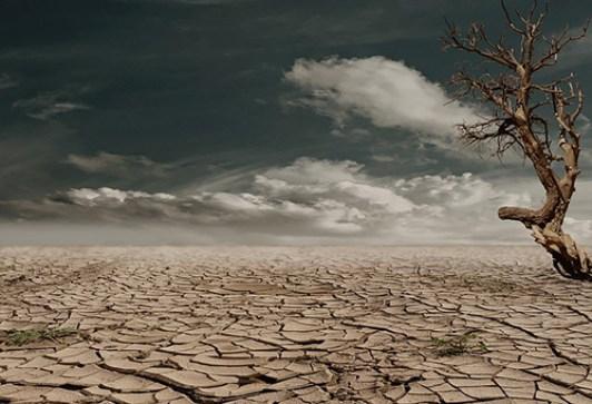le cœur du désert, aride mer de sel