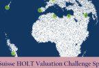 Application For Credit Suisse HOLT Valuation Challenge Spring 2019