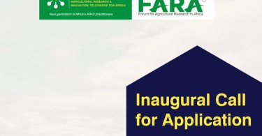 Apply For Agricultural Research and Innovation Fellowship for Africa (ARIFA) 2019