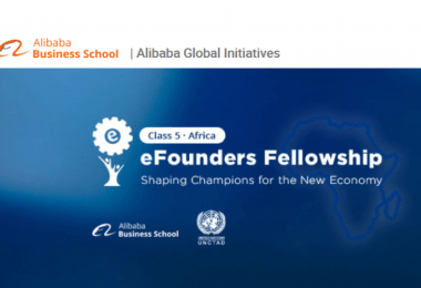 EFounders Alibaba Class 7 – Africa Fellowship Program 2019