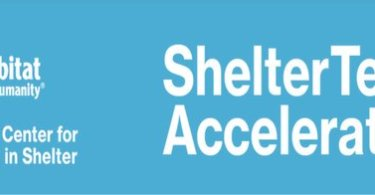 Shelter Tech Nairobi Innovation Competition 2019 (Startup)