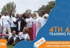 Application For Peace Revolution 4th Amani Training 2019 for Africa (Funded to Thailand)