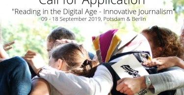 M100 Young European Journalists Workshop 2019