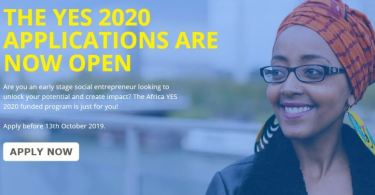 2020 Africa YES