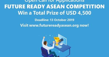 Future Ready ASEAN Competition 2019 for Young Asians
