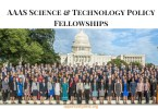 AAAS Science & Technology Policy Fellowships