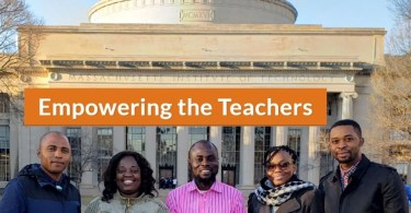 MIT-Empowering the Teachers Program