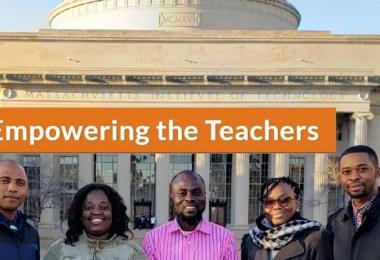 MIT-Empowering the Teachers Program