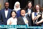 Salzburg Global Seminar Internship Program 2020