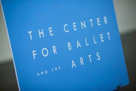 NYU Center for Ballet and the Arts Fellowship Program 2020-2021
