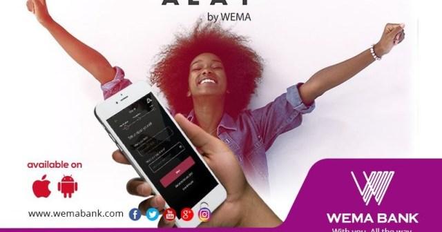 Alat by wema bank savings platform