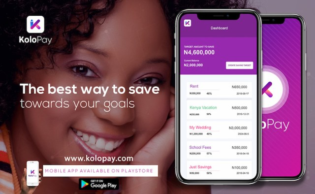 kolopay savings platform